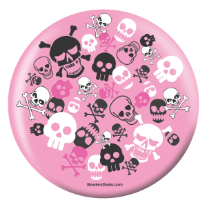 SKULLS ALL OVER FRONT