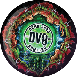 DV8 Zombie Spare Back View